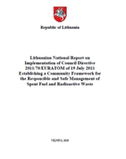 National Report on Implementation of Council Directive
